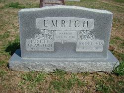 Lucille <i>Crawford</i> Emrich