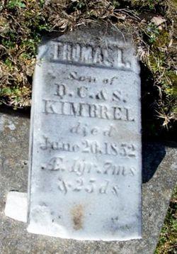 Thomas L. Kimbrel