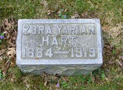 Zora I. <i>Yarian</i> Hart
