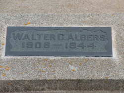 Walter C Albers