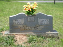 Forest Leslie Blanton