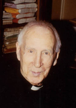 Cardinal Henri Marie De Lubac