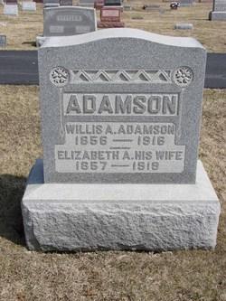 Willis A. Adamson