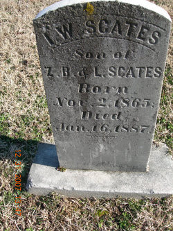 Isaac W. Scates