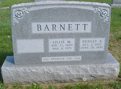 Patricia Lee Barnett