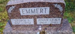 Jennie Grace <i>Hughey</i> Emmert