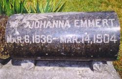 Johanna <i>Cochran</i> Emmert