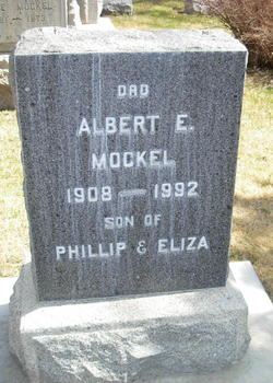 Albert E. Mockel