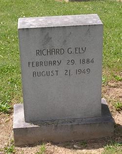Richard G. Ely