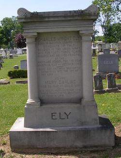 Mary <i>Darling</i> Ely