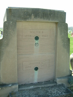Walter R. Catey