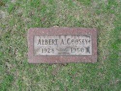 Albert A Goosey