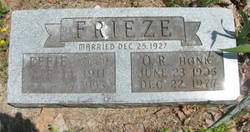 Effie <i>Brown</i> Frieze