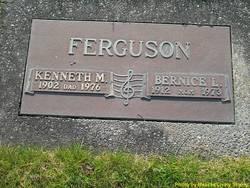 Bernice Laverne <i>Jacobs</i> Ferguson