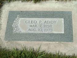 Cleo <i>Potts</i> Addy
