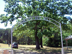Frontier-Red Hill Cemetery