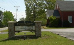 Pleasant Plains Baptist Church Cemetery