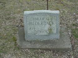 Hiram Garfield Bilderback