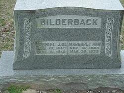 Margaret Ann Bilderback