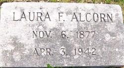 Laura F <i>Snow</i> Alcorn