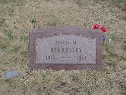 Doris M Beardsley