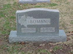 Ambrose Hugh Boman