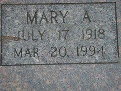 Mary A. <i>Gorrill</i> Wiley
