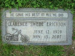 Clarence Edward Swede Erickson, Jr