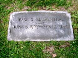 Jessie S. Jimmy Blumenthal