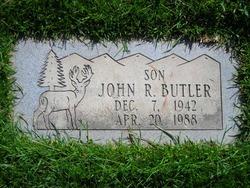 John Richard Butler