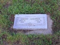 Edmond Smith Alexander
