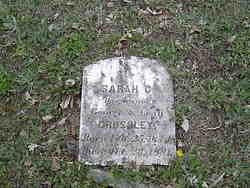 Sarah C Crossley