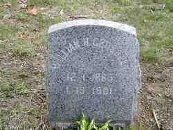 William H Crossley