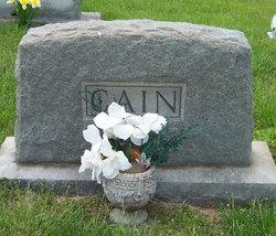 Harry J Cain