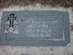 Roy Lee Orton