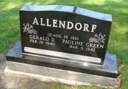 Pauline <i>Green</i> Allendorf