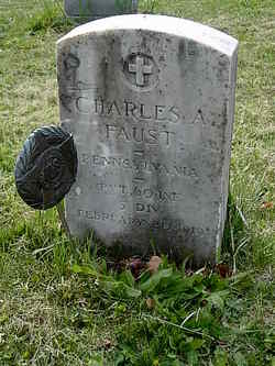 Charles A Faust