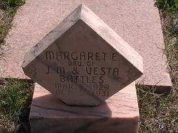 Margaret E. Battles