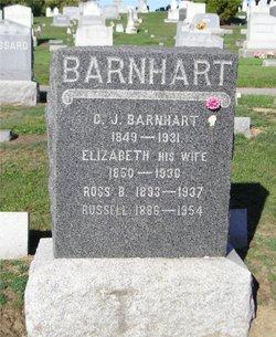 C. J. Barnhart