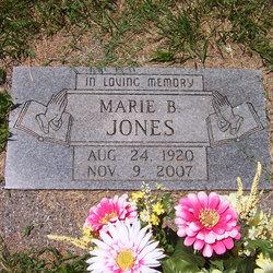 Marie B Jones