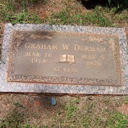 Graham W Durham