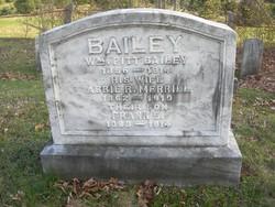 Abbie R. <i>Merrill</i> Bailey