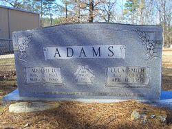 Adolph D. Adams
