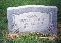 Dennis Dewey Blount