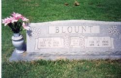 Elvis L Blount