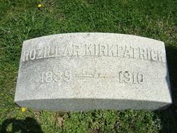 Rozillar <i>McLain</i> Kirkpatrick
