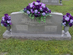 Maggie Lou <i>Meadows</i> Brown