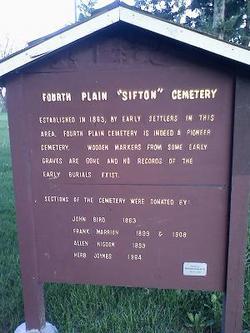 Fourth Plain Cemetery