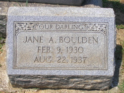 Jane Alice Boulden
