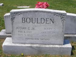 Josiah Charles Boulden, Jr